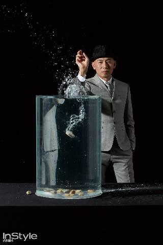 """相生水火 电影《紧急救援》时尚大片""""超惊晏"""" 林超贤彭于晏四度赴汤蹈火"""